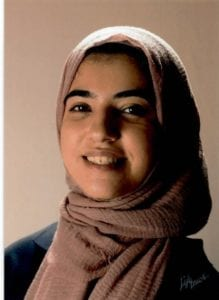 Montessori Kids Universe Ashburn Teacher Ms. Salma is happy to work with and teach your Children.