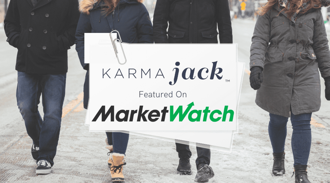 MarketWatch features KARMA jack digital marketing article